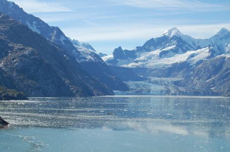 Glacier Bay Icefield