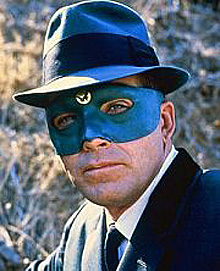 Van Williams as the Green Hornet