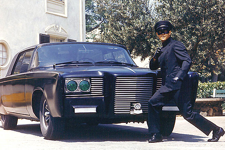 Green Hornet Black Beauty 1966 series