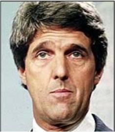John Kerry Stunned