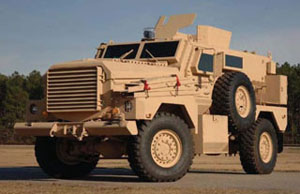 Couger H-series MRAP