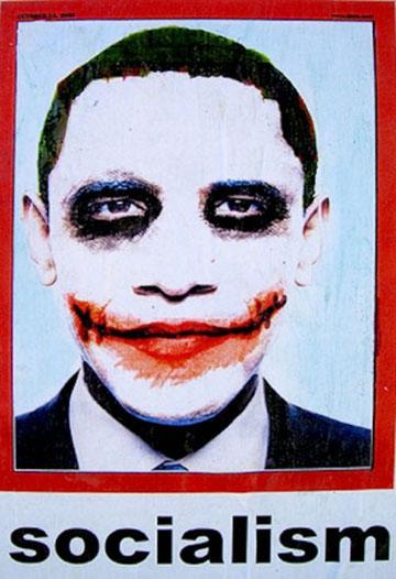 Obama Joker -- small