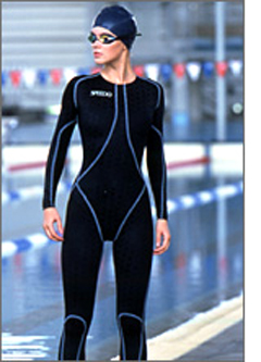 Olympic High-Tech Swimsuits 1