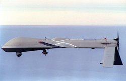 An RQ-1 Predator Drone