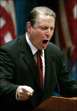 Rantin' Al Gore