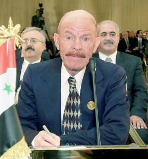 Izzat Ibrahim ad-Douri