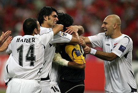 イラクサッカーチーム